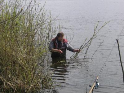 """2009-2010 m. žvejų būrelis """"Autobusistas"""""""