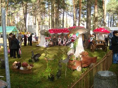 2011 m. išvyka į Grybų šventę Varėnoje