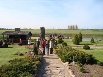 2011 m. išvyka į Kryžių kalną ir Burbiškių dvarą