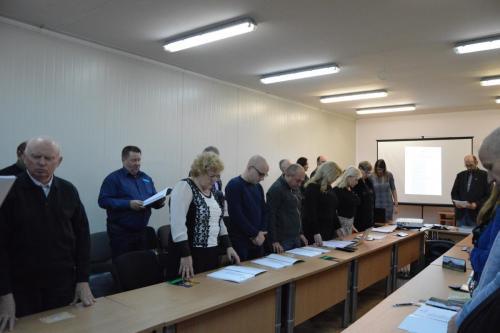 29-oji ataskaitinė-rinkiminė konferencija