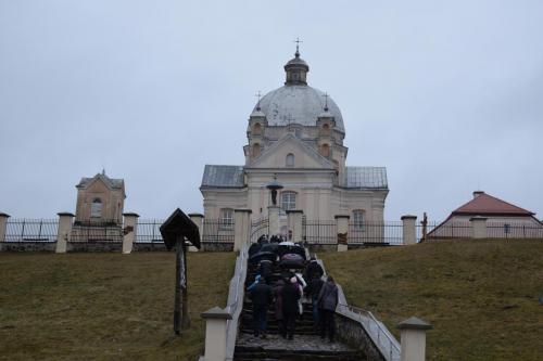 """Išvyka į Druskininkus, aplankant Stakliškes, """"Grikio kelią"""", Merkinės piramidę, Liškiavos bažnyčią"""