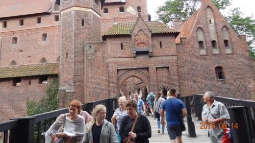 Išvyka į Gdanską - Sopotą - Mareinburgą