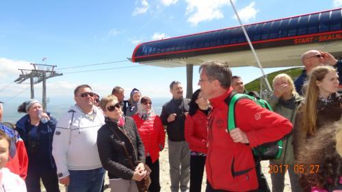 Išvyka į Slovakijos Tatrus